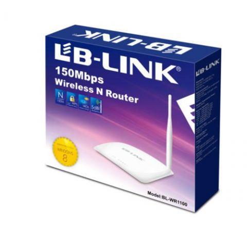 LB Link 150Mbs Wireless Router