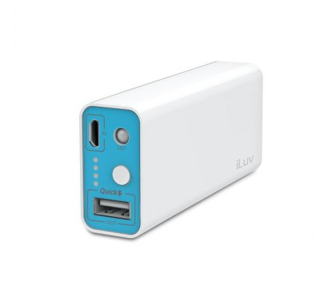 iLuv Portable Battery Pack