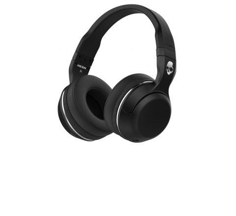 Skullcandy Hesh 2 Bluetooth 4.0 Wireless Headphones with Mic (Black)