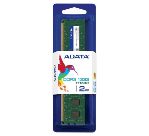 ADATA DDR3 2GB Desktop RAM Memory