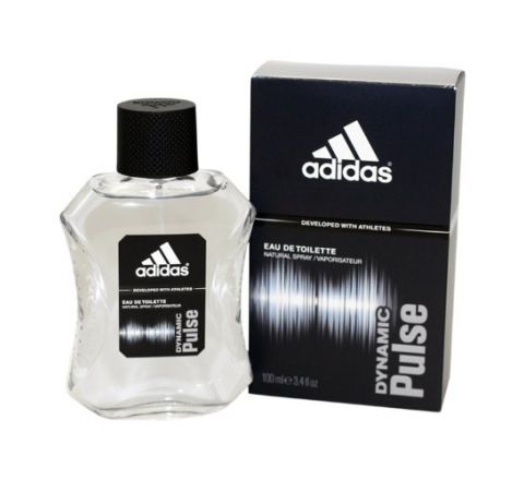 Adidas Dynamic Pulse By Adidas For Men, Eau De Toilette Spray 3.4oz