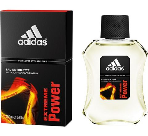 Adidas Extreme Power By Adidas Eau de Toilette Spray 3.4 Oz