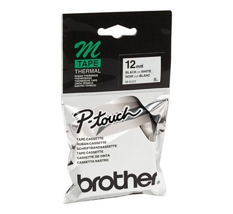 "Brother M231a - 1/2"" Tape"