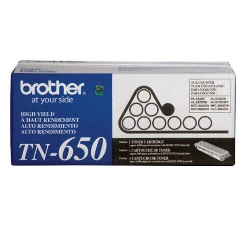 Brother TN650 Print toner