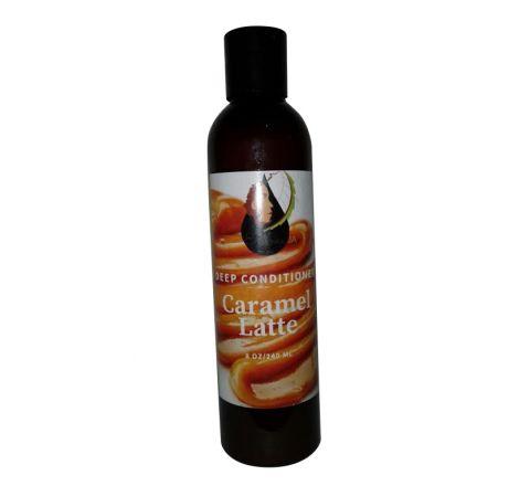 Earth Essence Ja. Caramel Latte Deep Conditioner - Liquid Gold 8 oz