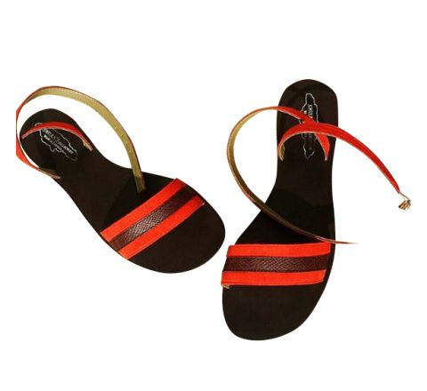 Shoan's Collections Women Edge Sandals