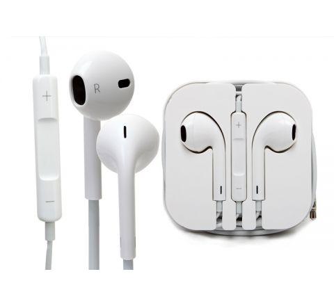 iPhone Earphones-White